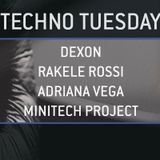 Rakele Rossi - WIOYM - Techno Tuesday - 19th May 2015