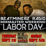 DJ EMSKEE SET FROM THE BEATMINERZ RADIO LABOR DAY MIXMASTER WEEKEND - 9/16 (HIP HOP & DISCO/HOUSE)