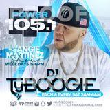 DjTyBoogie-Live @ 5 Mix On Power1051The AngieMartinez Show Nyc 9/20/17