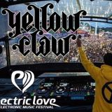 Yellow Claw - Live @ Mainstage, Electric Love Festival, Austria 2018