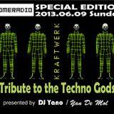 DJ Yano (Yan De Mol)-Kraftwerk - Tribute to the Techno Gods