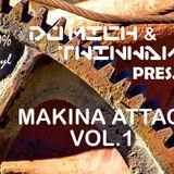 DJ Mich & Twinwaves pres. Makina Attack Vol.1