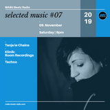 selected music #07 mixed by Tanja le Chains