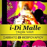 dj_i-Lex - iDiMalle GreekNight @ Akadhmia Cafe.Bar - Part1