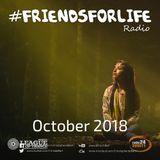 #FriendsForLife October 2018