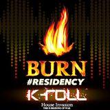BURN RESIDENCY 2017 – HOUSE INVASION – K-roll