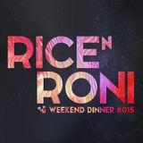 Weekend Dinner Mixtape #015