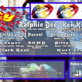 RALPHIE DEE - AT PARTY MONSTER - CHICAGO 1998 - techhouse / techno