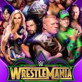 TV Party Tonight: WWE Wrestlemania 34, NXT Takeover NOLA, WWE HOF 2018 Review