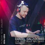 15/01/18 - NICOLSON Presents: NEXUS Sessions - Daniel Dalzochio, Live from NEXUS São Paulo - Mode FM