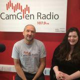Lunchtime with Derek McCutcheon - 15/11/16 - Amy Quinn interview