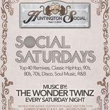 The Wonder TwinZ - 11/10/2012 - 3 Hour (LiVE) Party Mix (Funk, Breaks, 90s HipHop, Dance, Remixes)