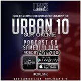 Podcast : OKLMix Urban 10 Juin
