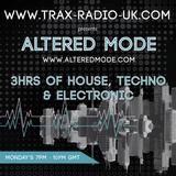 Altered Mode on Trax Radio 21/08/2017