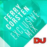 EXCLUSIVE MIX: Ferry Corsten Live at Top 100 DJs Brixton Academy