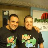 DJ Steve Stack Of Wax ~ ROCKIN' RADIO with my guests DJs Trev Collins & Steve Grinster ~ 11 March 15