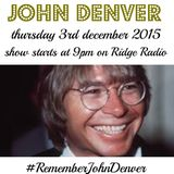 John Denver - Russ Evans Music Show 3rd Dec 2015