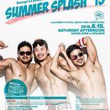 "Shangri-La presents SATURDAY AFTERNOON POOL PARTY ""SUMMER SPLASH '15"" ::YUME"