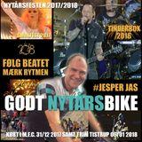 2017-2018 New Year Bike lesson by Jesper Jas