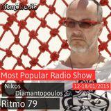 Nikos Diamantopoulos - Ritmo 79