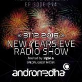 """""""New Years Eve Radio Show"""" GuestMix Andromedha - Soundtraffic 31.12.2016"""