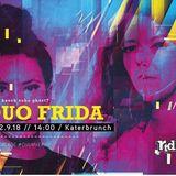 Duo Frida bei uns im Studio und live am Rock the Docks 2018!