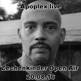 Apoplex @ Zechenkinder Open Air 20.08.16