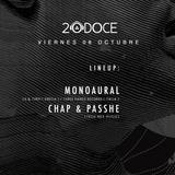 Chap & Passhe @ 20DOCE (06.10.2017)