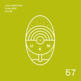 U Know Me Radio #57 | Om Unit | Party Pupils | Scherbe | Jay Daniel | Glenn Astro | Move D | Blasé