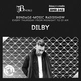 Bondage Music Radio - BMR 242 mixed by Dilby - 20.06.2019