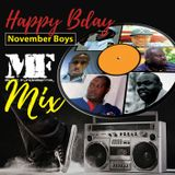 DJ Rico Music Fundamental - Happy Birthday November Boys Set - November 2017