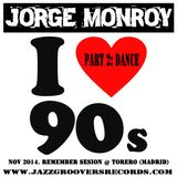 Jorge Monroy - SESION REMEMBER Nov2014 Part2_ DANCE