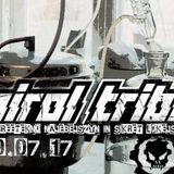Stomper - Live Dj set at Spirol Tribe 2 free tekno party @ 29.07.2017 Lodz Poland