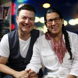 Entrevista con SHAKTI ANANDA en Miami por Kike Posada