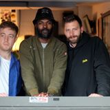 Mount Kimbie NTS Radio show ft. Actress, Oumou Sangare & Abou Diarra - 17th May 2017