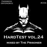 CD3-VA-HardTest vol.24 mixed by The Prisoner [Darkness experience]
