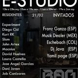 Fran Gonzo Podcast E-Studio