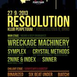 Six Beat Under & Rough:Result Resoulution 140 bpm mix