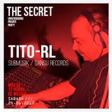Techno Session THE SECRET @ Tito RL