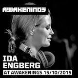 Ida Engberg @ Awakenings presents Drumcode Special 15-10-2015