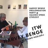 PPR x Galerie spree / Harvey Benge Interview by Bruno Hadjadj