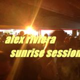 sunrise session 2014/1 - mixed up by alex riviera