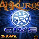 CD 22 - Five (2008 - 2013)