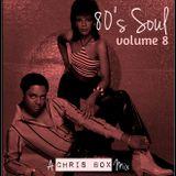 80's Soul Mix Volume 8 (March 2015)