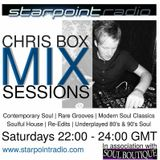 Chris Box Mix Sessions, Starpoint Radio, 2/7/2016 (HOUR 1)