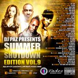 DJ PAZ SUMMER SHUTDOWN 2014