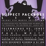 Suspect Packages Radio Show (March 2012)