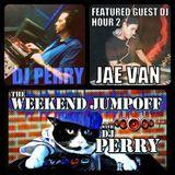 JAE VAN Hr2 Part 1 (DJ Perrys WEJO 146C) 12182015