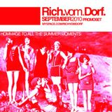 Rich.vom.Dorf. - promoset 0910 hommage to all the summer moments