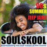 90s SUMMER 'JEEP' JAMS (drop top mix) Feat: Mary J.Blige, Black St, Jodeci, SWV..